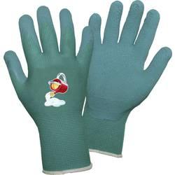 Griffy 14912 dječje rukavice, boja: tirkizna 100 % najlon s lateks prevlakom