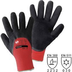 worky 14933 zimske rukavice Glacier Grip 100 % poliester s prirodnom lateks prevlakom, veličina 8