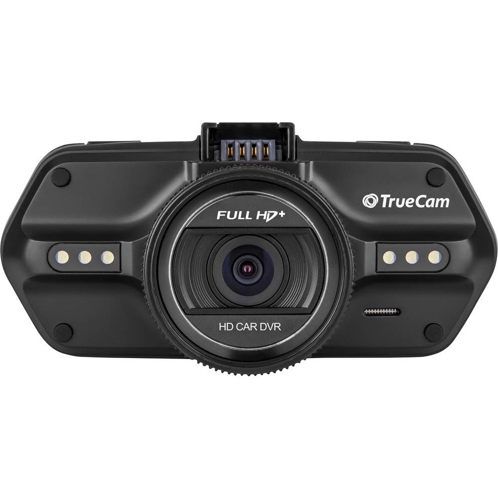 Auto kamera s GPS-om TrueCam A7 vodoravni kut gledanja=130 ° 12 V, 24 V