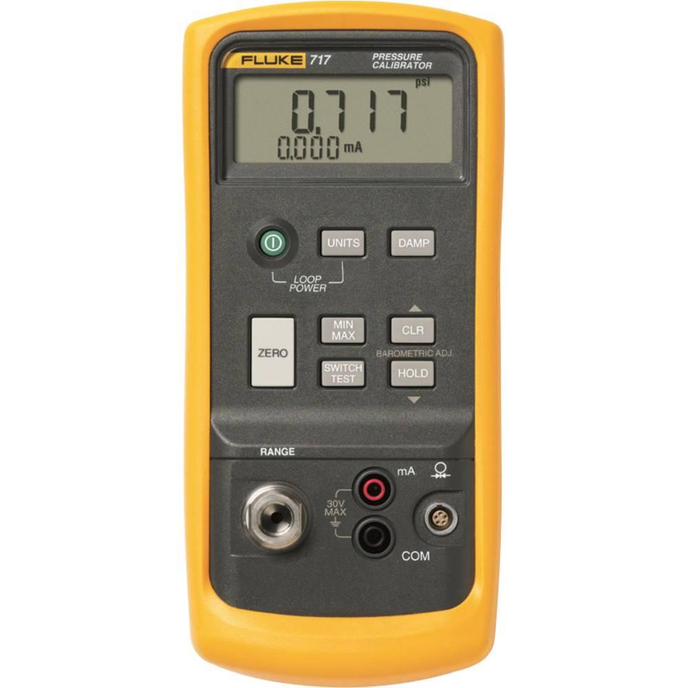 Fluke 717 1G kalibrator električna energija, tlak 1 x 9 V block baterija (uklj. u isporuku) Kalibriran po tvornički standard (vl