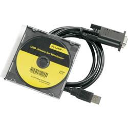 Fluke 884X-USB kabelski vmesnik Fluke 884X-USB, izdelek primeren za Fluke 8808A, Fluke 8845A, Fluke 8846A 2675479