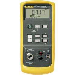 Fluke 717 100G Kalibrator 1 x 9 V block baterija (uklj. u isporuku) Kalibriran po Tvornički standard (vlastiti)