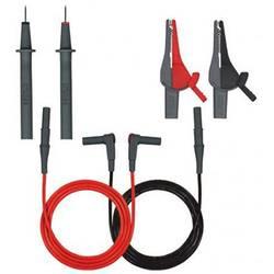 Varnostni merilni kabel-set [ merilna konica, 4 mm-vtič - 4 mm-vtič] Beha Amprobe 370003