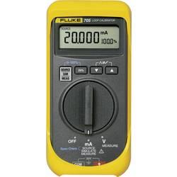 Fluke 705 Kalibrator Električna energija 1 x 9 V block baterija (uklj. u isporuku) Kalibriran po Tvornički standard (vlastiti)