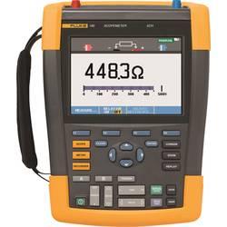 Kal. DAkkS Ročni osciloskop (Scope-Meter) Fluke 190-102/UN kalibracija narejena po DAkkS