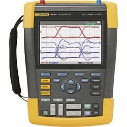 Kal. DAkkS Ročni osciloskop (Scope-Meter) Fluke 190-202/UN kalibracija narejena po DAkkS