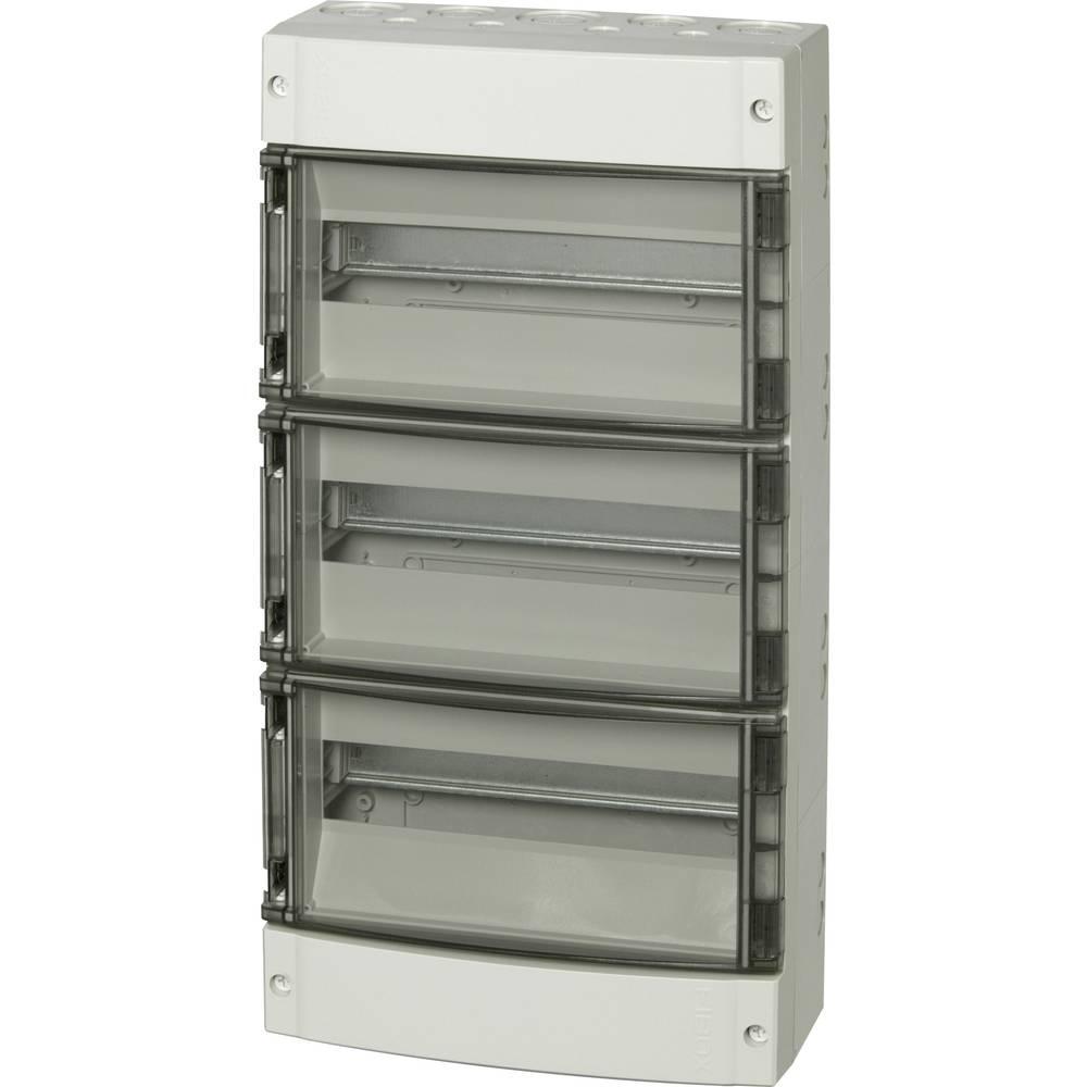 Zidno kućište, kućište za instalacije 7254181 Fibox polikarbonat svijetlosiva (RAL 7035) 580 x 306 x 145 1 kom.