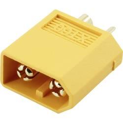 Vtič akumulatorja XT60 Pozlačen 1 KOS Reely 1373199