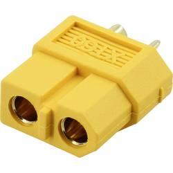 Vtičnica akumulatorja XT60 Pozlačen 1 KOS Reely 1373200