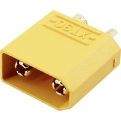 vtič akumulatorja xt90 pozlačen 1 KOS Reely 1373201