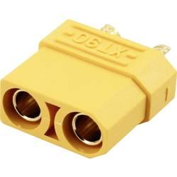 vtičnica akumulatorja xt90 pozlačen 1 KOS Reely 1373202