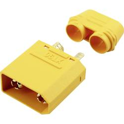 vtič akumulatorja xt90-s pozlačen 1 KOS Reely 1373203