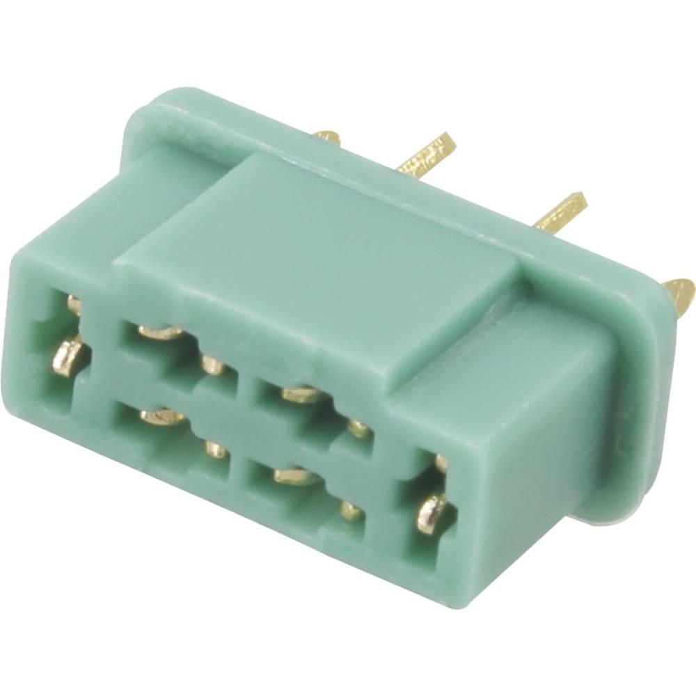 vtičnica akumulatorja mpx pozlačen 1 kos Reely 1373221