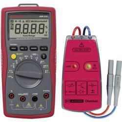Ekonomipack Beha Amprobe PÅ-510 multimeter + Beha Amprobe 9072-D förbindelsekontroll
