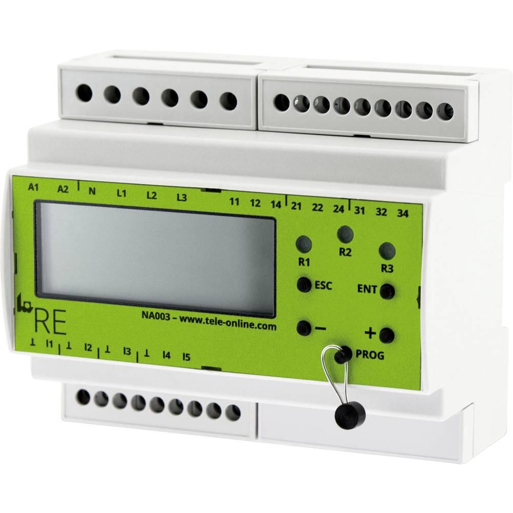 Nadzorni relej upravljanja napajanjem (1-fazni) tele V2IM10AL10 nadzor upravljanja napajanjem (DC/AC)