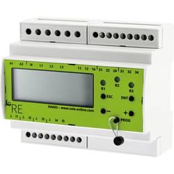 Überwachungsrelais (value.1445132) 24, 110 - 250, 240 V/DC, V/AC 1 Wechsler (value.1345271) 1 stk tele V2IM10AL10 1-fase, Strøm
