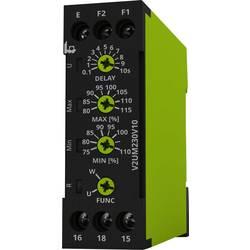 Overvågningsrelæer 1 x skiftekontakt 1 stk tele V2UM230V10 1-fase, Spænding (DC/AC), Underspænding, Overbelastning