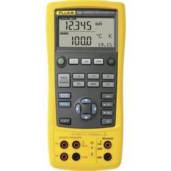 Fluke 724 kalibrator napon, temperatura, otpornost 4 x mignon baterija AA (uklj. u isporuku) Kalibriran po tvornički standard (v