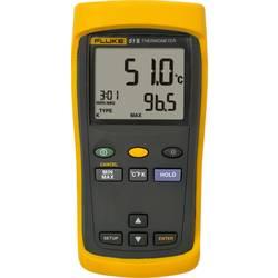 mjerač temperature Fluke 51 II -250 do +1372 °C Tip tipala J, K, T, E Kalibriran po: tvornički standard (vlastiti)