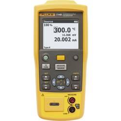 Fluke 714B kalibrator temperatura, napon 4 x mignon baterija AA (uklj. u isporuku) Kalibriran po tvornički standard (vlastiti)