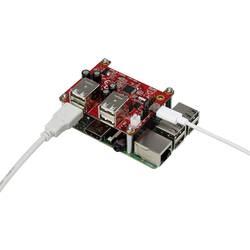 USB Power Hub expansions-kretskort för Raspberry Pi