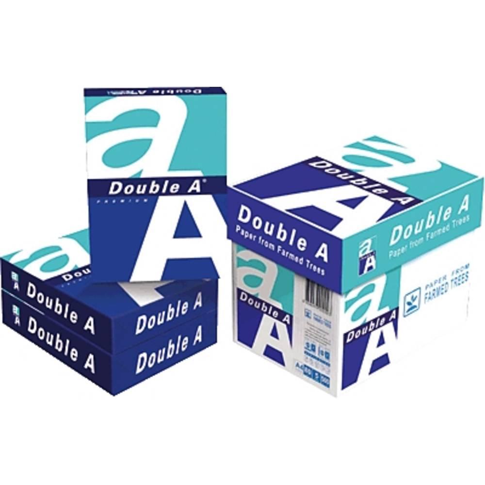 Univerzalni papir za pisač 10330042324 Double A Non Stop Box DIN A4 80 g/m, 2500 listova, bijela