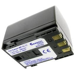 Kamerabatteri Connect 3000 Ersättning originalbatteri NB-2L12 7.4 V 1500 mAh