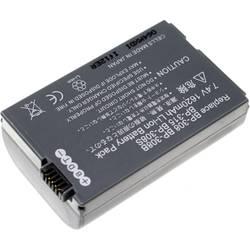 Kamerabatteri Connect 3000 Ersättning originalbatteri BP-308 7.4 V 1650 mAh