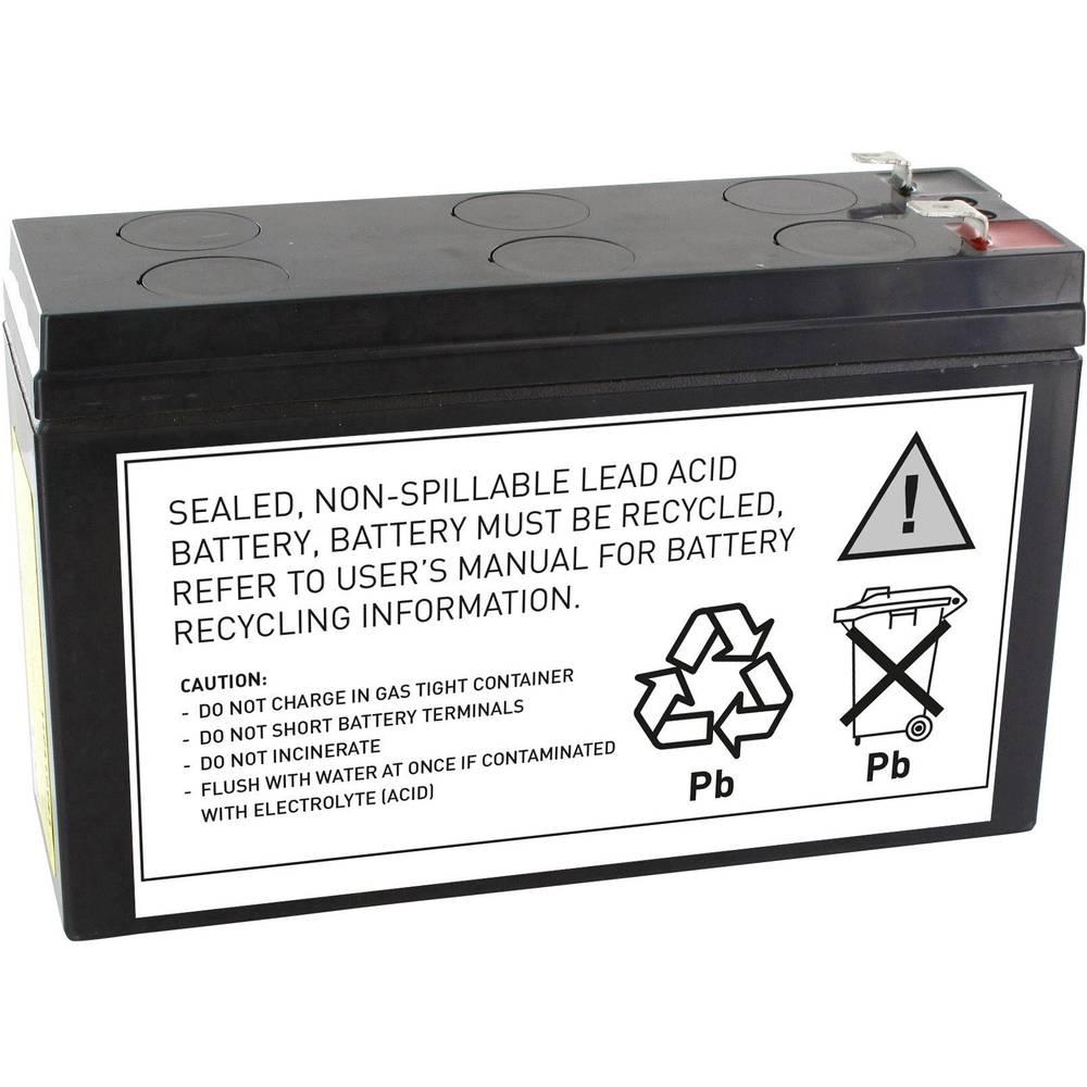 Baterija za UPS Conrad energy nadomešča orig. baterijo RBC106 primerna za model BE400-FR, BE400-GR, BE400-IT, BE400-UK