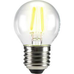 LED Klotform E27 Sygonix Filament 3 W 300 lm A++ Varmvit 1 st