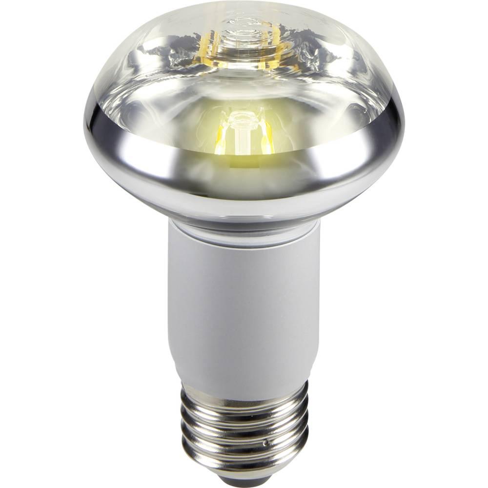 LED žarulja (jednobojna) 100 mm sygonix 230 V E27 5 W = 47 W toplo bijela KEU: A reflektor sa žarnom niti, sadržaj 1 kom.