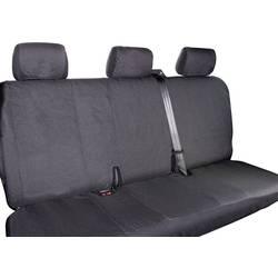 Presvlake za VW T5 Eufab za 3-struko sjedalo crna