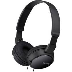 Sony MDR-ZX110AP On Ear Zložljive, Naglavni komplet Črna