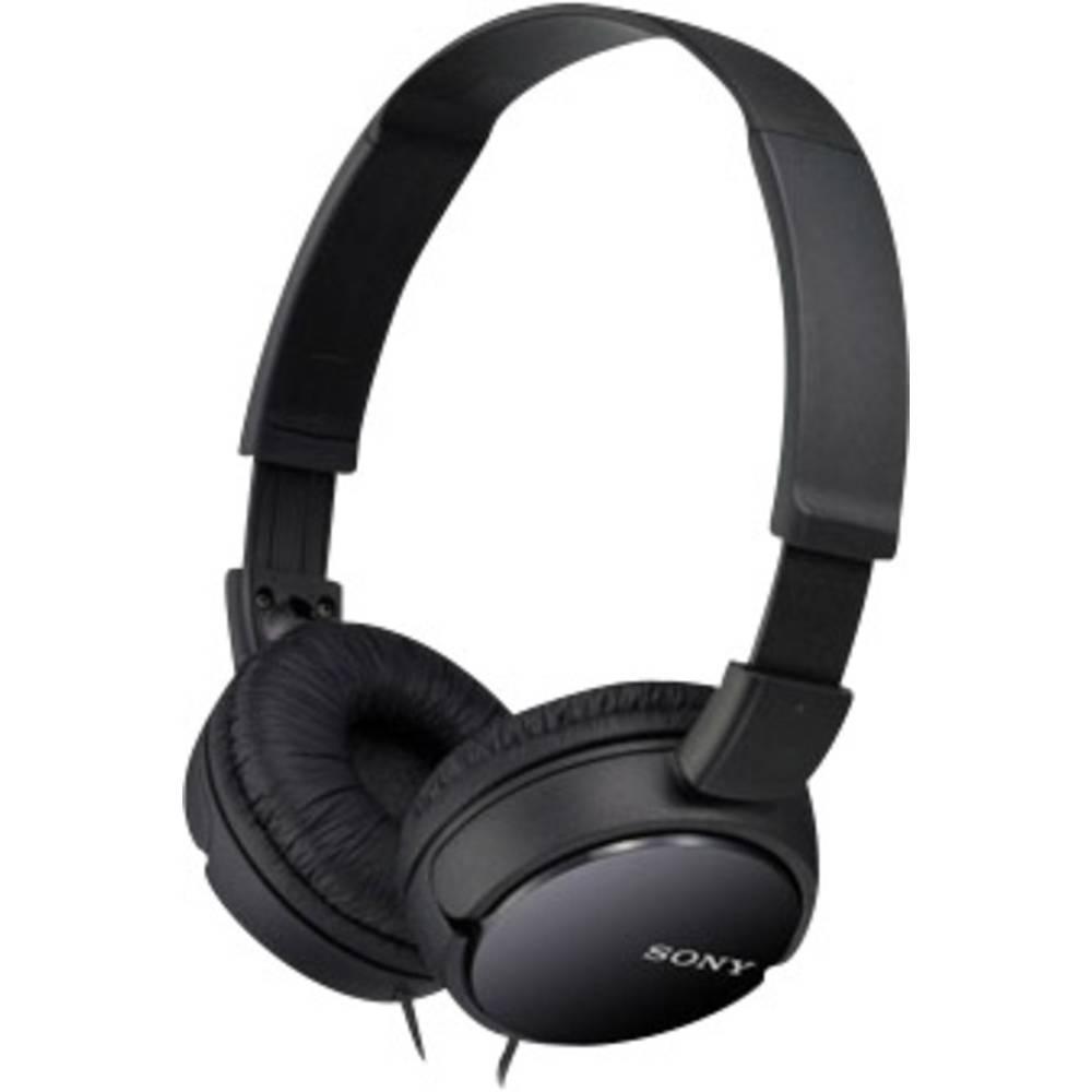 HiFi slušalice MDR-ZX110 Sony crna