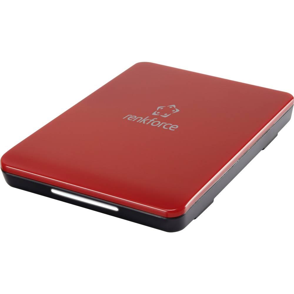 SATA-ohišje trdega diska 2.5 palčno Renkforce HD219UAS USB 3.0