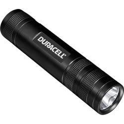 LED žepna svetilka s trakom za roko Duracell CMP-10C baterijsko napajanje 185 lm črna