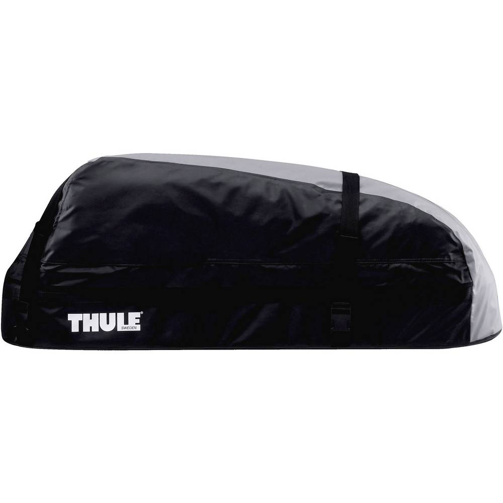 Strešni kovček Thule Ranger 90 280 l črne barve