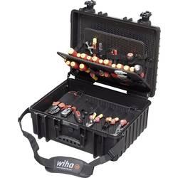 Kofer s električarskim alatom 80-dijelni set Wiha Professional 40523 (D x Š x V) 510 x 419 x 215 mm