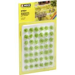 NOCH 07034 šopi trave poljske rastline 6 mm zelena (rafinirana)