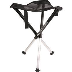 Camping stol Walkstool Comfort XL črno/srebrne barve 63547