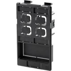 Monteringsplader koblingsskab Weidmüller IE-FC-SP-PWS/4ST 1 stk
