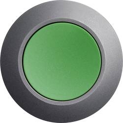Tryckströmställare Siemens SIRIUS ACT 3SU1060-0JB40-0AA0 Metallfrontring, Flat ställdon Grön 1 st