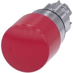 Nödstoppsbrytare, Svampknapp Siemens SIRIUS ACT 3SU1050-1GB20-0AA0 Metallfrontring, högglans Röd Vrid-upplåsning 1 st