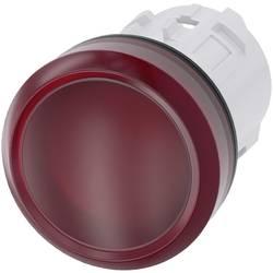 Indikatorlampa Siemens SIRIUS ACT 3SU1001-6AA20-0AA0 platt Röd 1 st