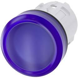 Indikatorlampa Siemens SIRIUS ACT 3SU1001-6AA50-0AA0 platt Blå 1 st