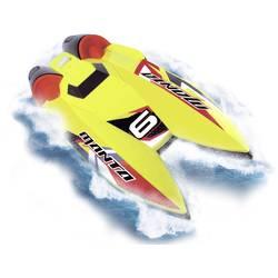 Dickie Toys RC Motorni čoln za začetnike RtR 310 mm