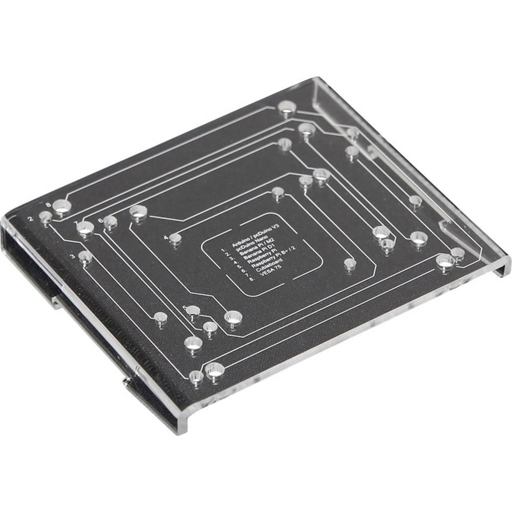 Raspberry Pi® razširljivo tiskano vezje RB-Strompi2 Arduino, Banana Pi, Raspberry Pi® A, B, B+, osebni računalnikDuino