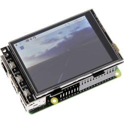 Raspberry Pi® ekranski modul RB-TFT3.2-V2 crna Raspberry Pi® A, B, B+, Raspberry Pi®