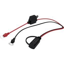 CTEK polnilna vtičnica in indikator napolnjenosti Comfort indikator s kabelskimi čeveljci