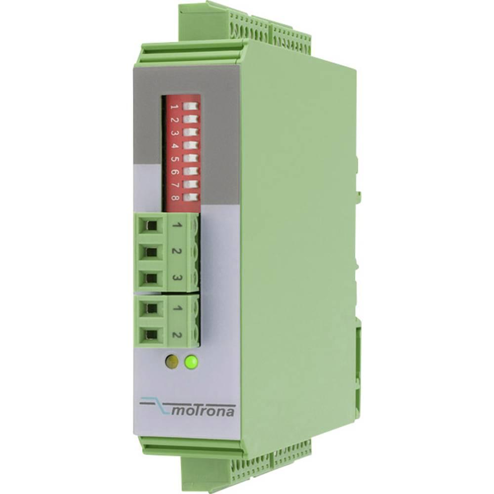 Preklopnik impulsa, razdjelnik i razvodnik Motrona za inkrementalne dekorderske signale tip GV210 12 - 30 V/DC mjerni ulazi: 2,